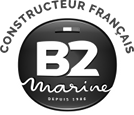 b2 marine logo