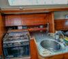 bateau sun fast cuisine